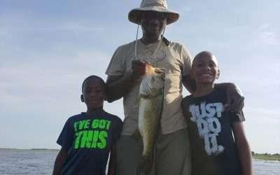 Three Day Florida Fishing Mania