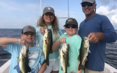 Corporate New Smyrna Florida Fishing Trip