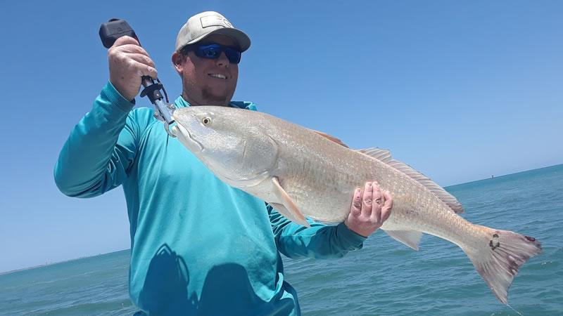 Port Canaveral Inshore Redfish Fishing