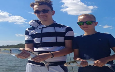 New Smyrna Saltwater Fishing Charter While Traveling to Florida