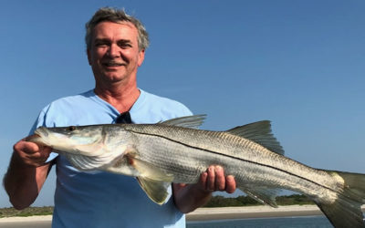 Port Canaveral Fishing Charter for Florida Redfish and Snook