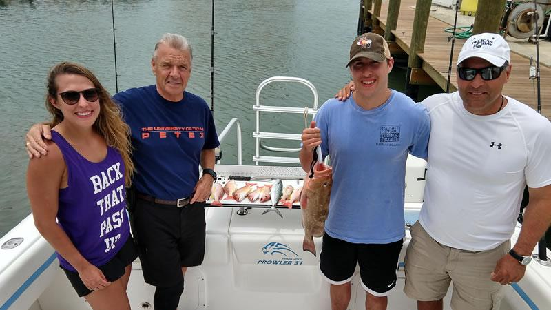 New Smyrna-Snapper-Fishing-Charter