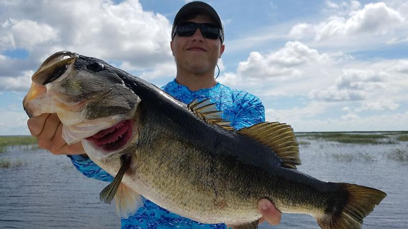 Summer Orlando Bass Fishing with Local Experts